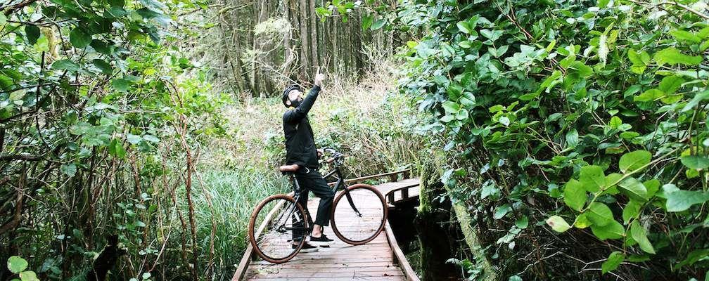 World of Weekends Chams Thea Biking