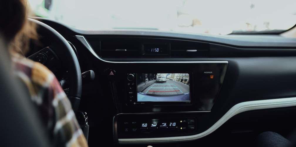Toyota Corolla iM Dashboard