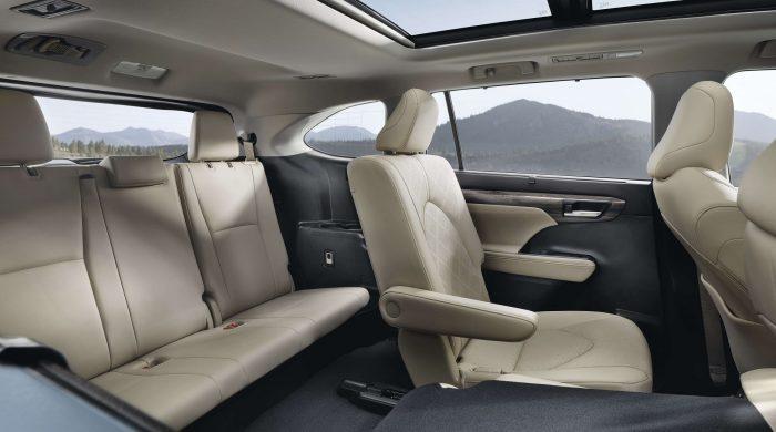 2021 Toyota Highlander 7 Seat SUV
