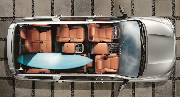 2021 Toyota Sequoia 7 seat SUV