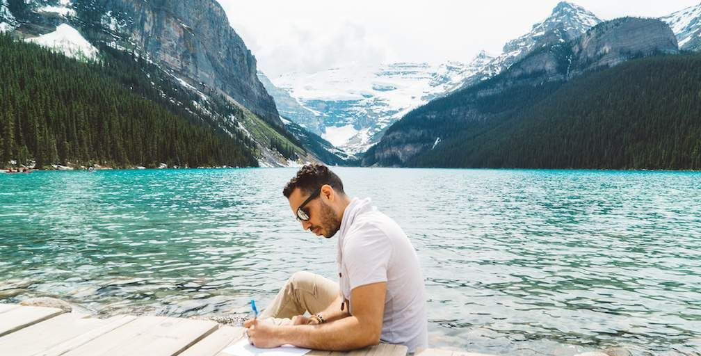 Lake Louise Alberta on the Great Canadian Road Trip
