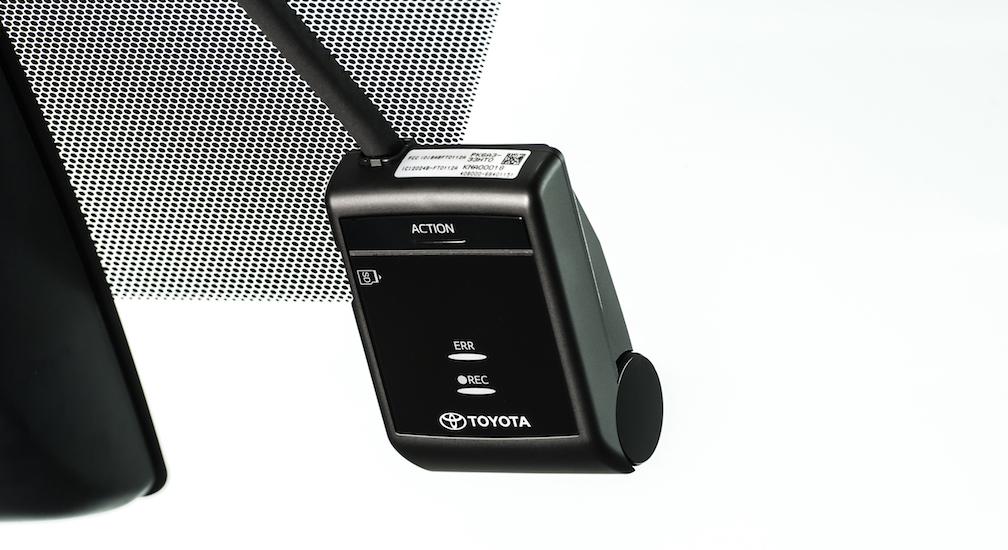 Toyota Genuine Dash Camera