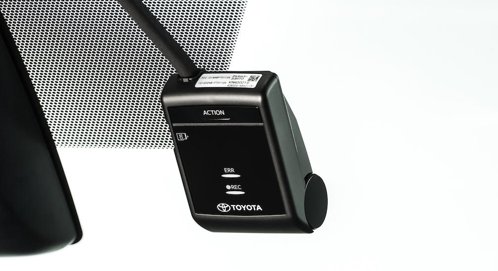 Toyota Genuine Dash Camera