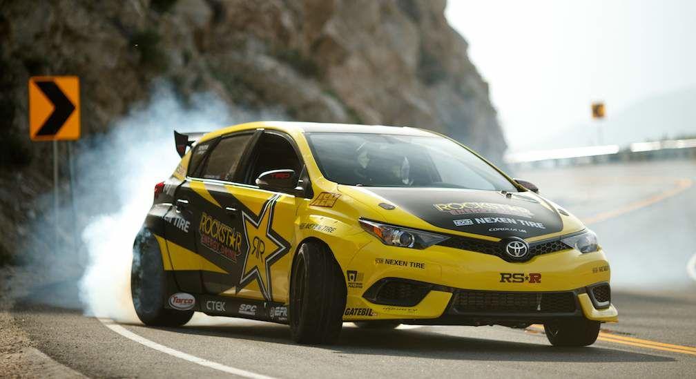 Toyota Racing Corolla iM
