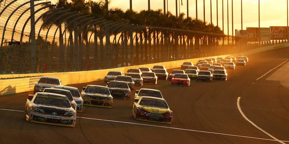 2014 NASCAR Homestead