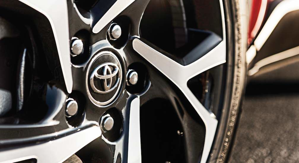 Toyota C-HR Wheel