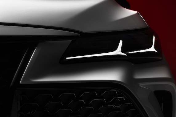 2019 Avalon Headlight Teaser