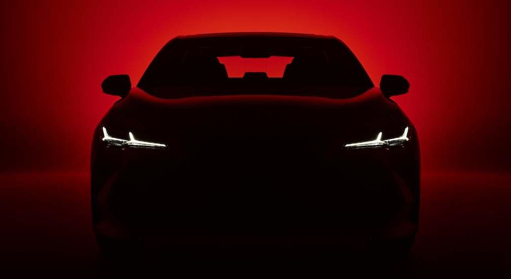 2019 Toyota Avalon Silhouette