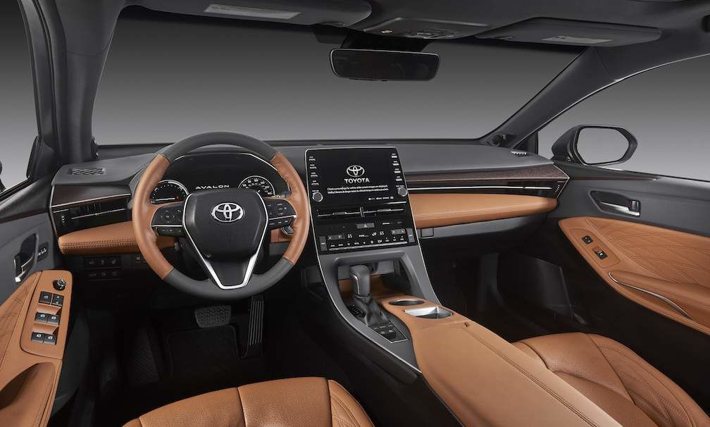 Toyota 2019 Avalon Interior