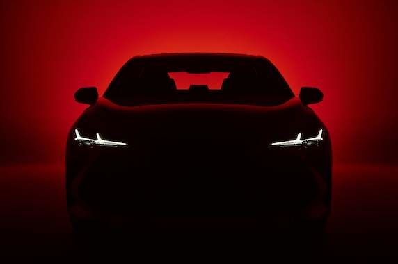 First look at the All-New 2019 Toyota Avalon
