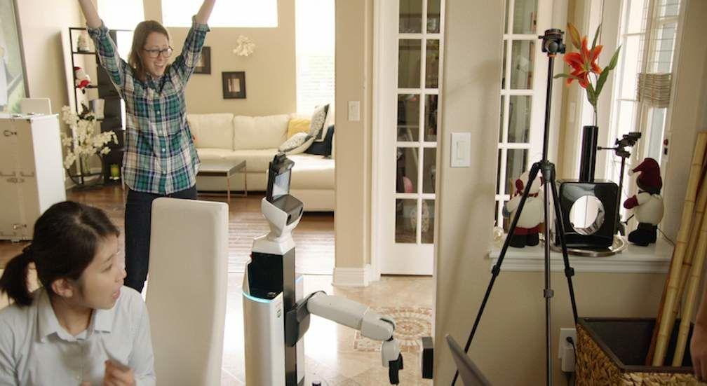 Toyota Human Support Robot