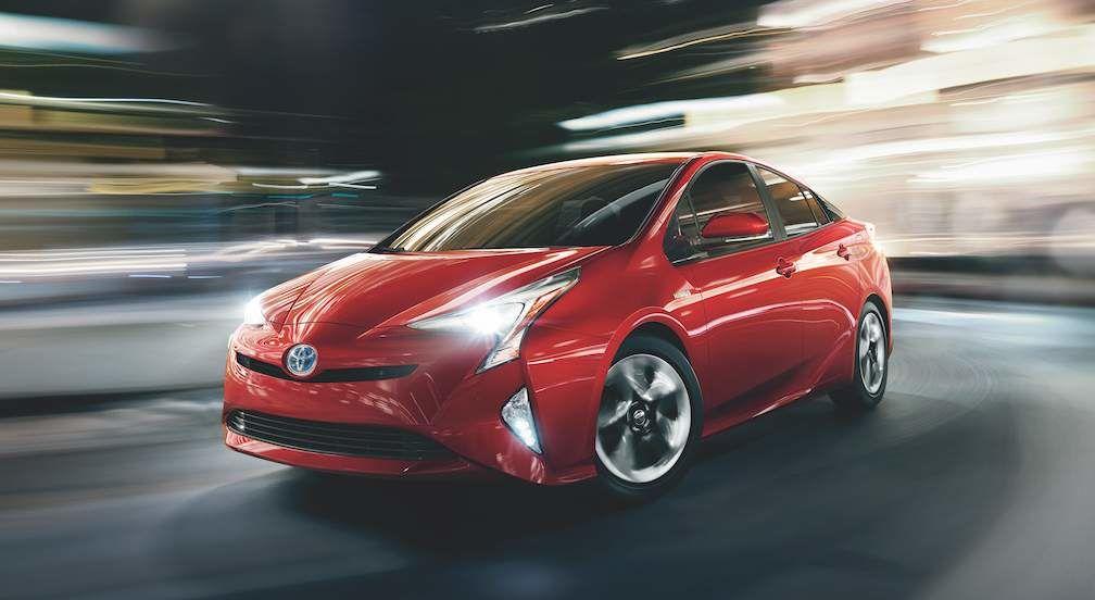 Toyota Prius Hybrid Exterior Shot