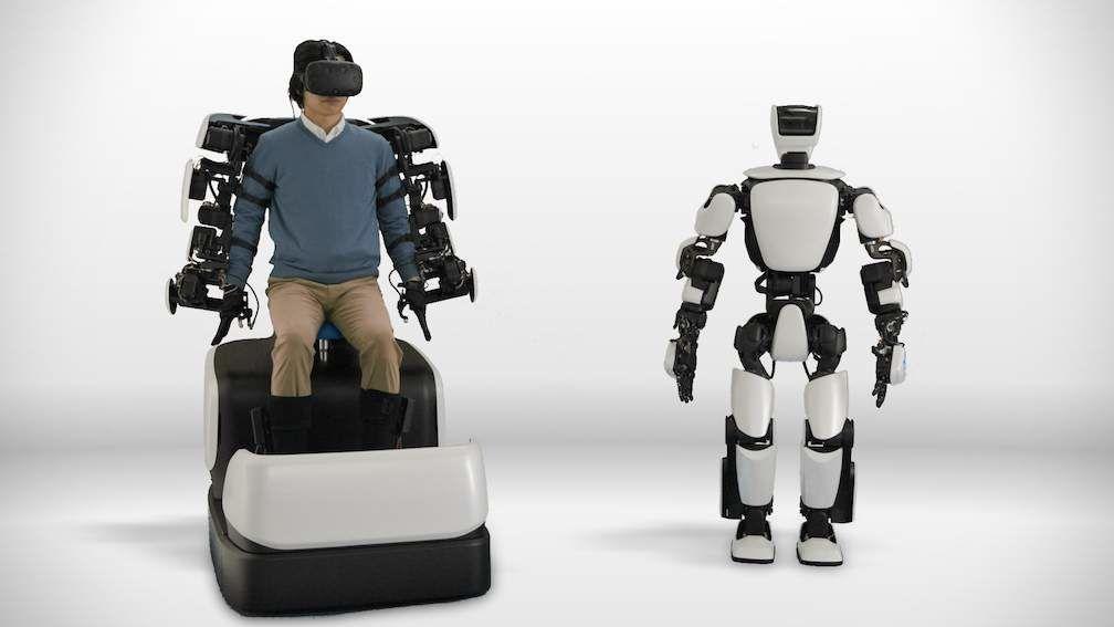 Toyota THR3 Robot