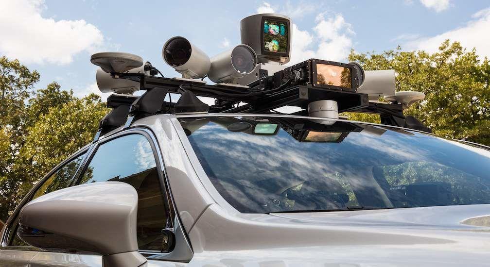 Toyota TRI Platform 2.1