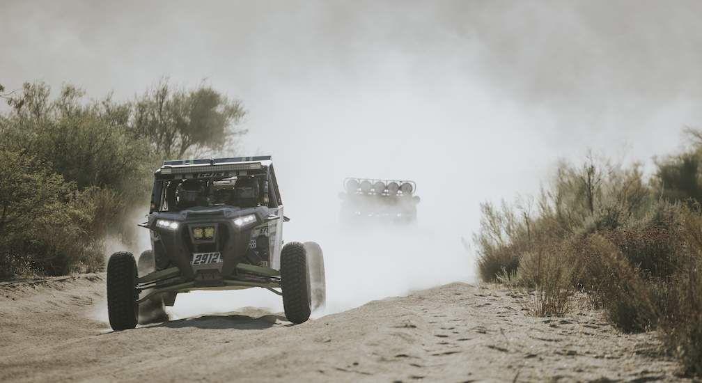 Baja 1000 Desert Racing