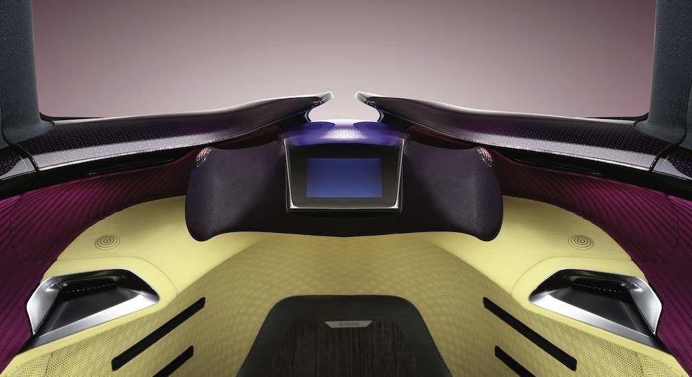 I-TRIL Concept Interior