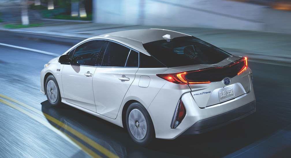 Prius Prime Toyota S Plug In Hybrid Phev Toyota Canada