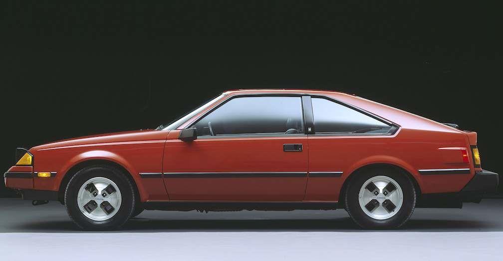 1984 Toyota Celica