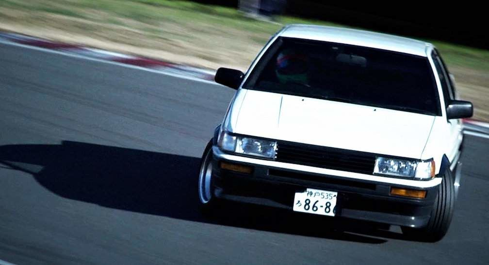 Though Officially Known As The Toyota Corolla Levin, The Vehicle Earned The  AE86 Nickname From The Model Number For The Sports Chassis.