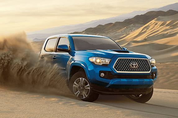How does the 2018 Toyota Tacoma compare to Canyon and Colorado? You be the judge!