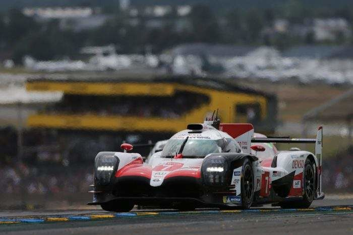 TOYOTA GAZOO Racing. Le Mans 24 Hours Race, 11th to 17th June 2018 Circuit de la Sarthe, Le Mans, France.