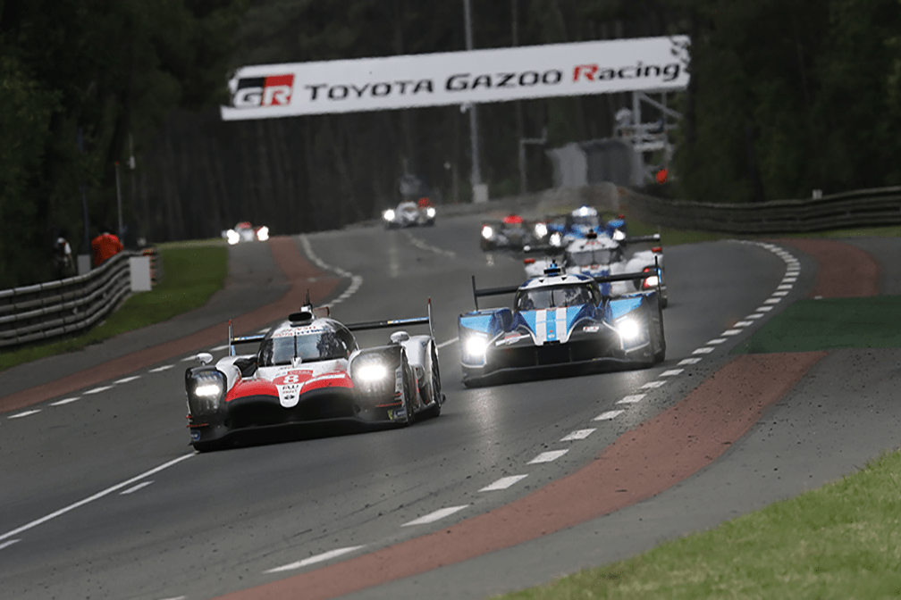 Toyota Gazoo at Le Mans