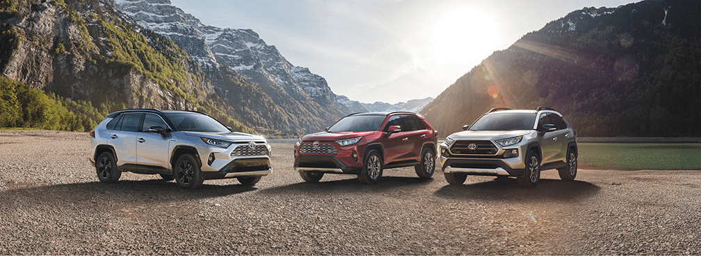 Which 2019 Rav4 Is Right For You