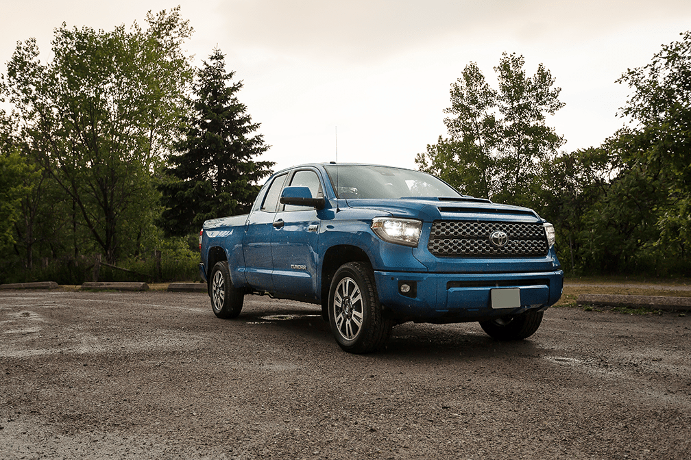 Get to Know the 2018 Toyota Tundra