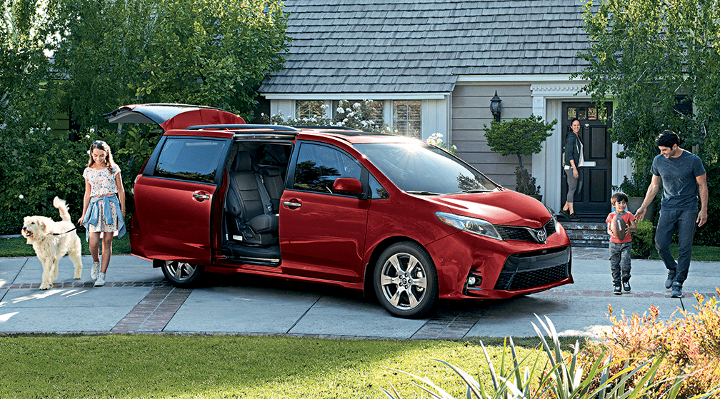 Best Minivan of 2019 – Toyota Canada
