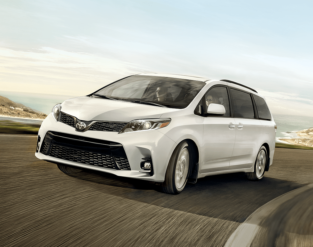 Best Used Minivan >> Best Minivan of 2019 – Toyota Canada