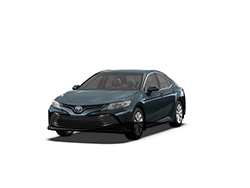 2019 Camry LE Standard