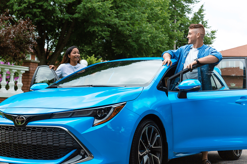 All-New Corolla Hatchback Turns Up the Fun Factor