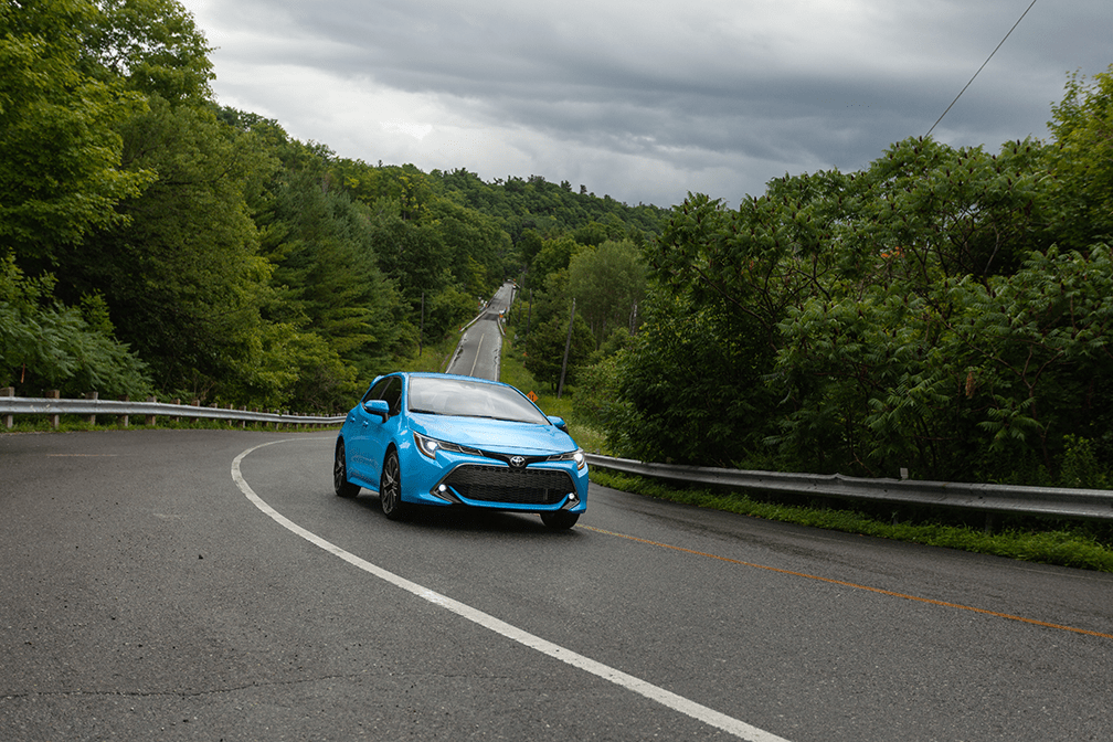 5 Reasons to Choose the Corolla Hatchback over the Civic Hatchback