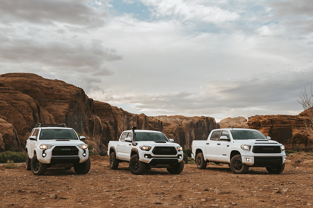 "Toyota TRD Pro ""Drive To The Summit"" Event"