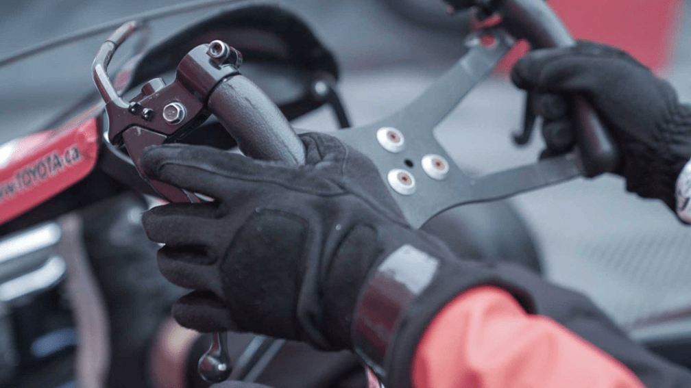 Mobility for all: kartSTART introduces a new hand-controlled, accessible go-kart