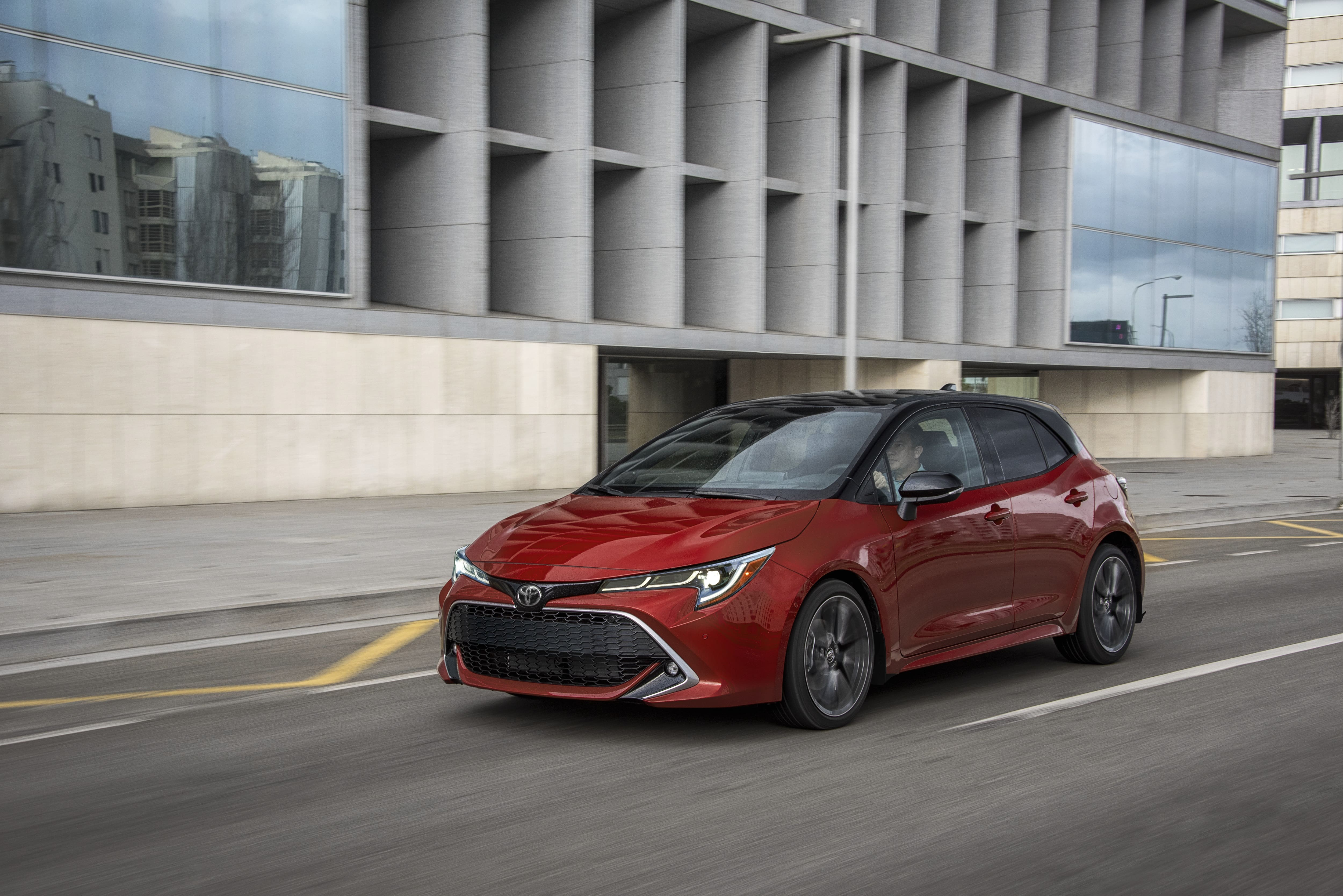 2021 Toyota Corolla Hatchback Exterior Overview