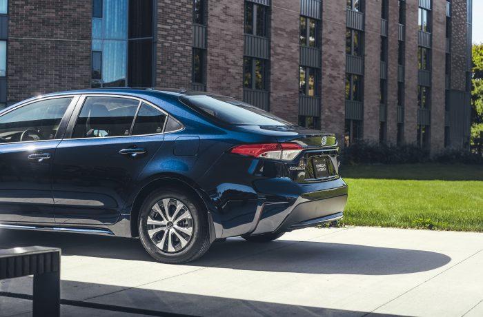 2021 Toyota Corolla Sedan Exterior