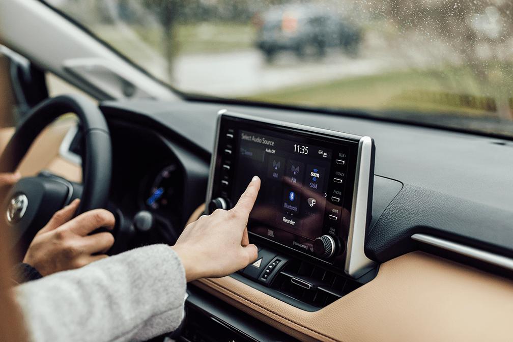 2019 Toyota RAV4 Touchscreen