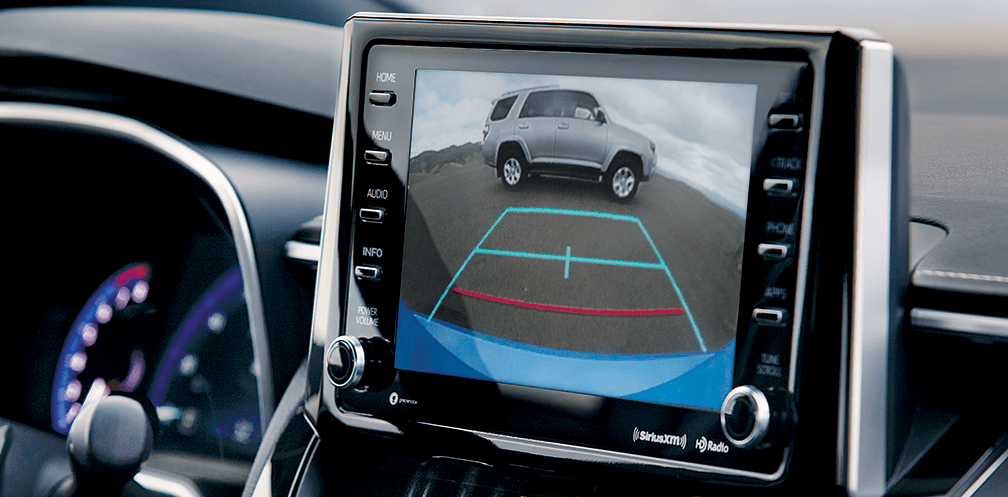 2019 Toyota Corolla Hatchback Backup Camera