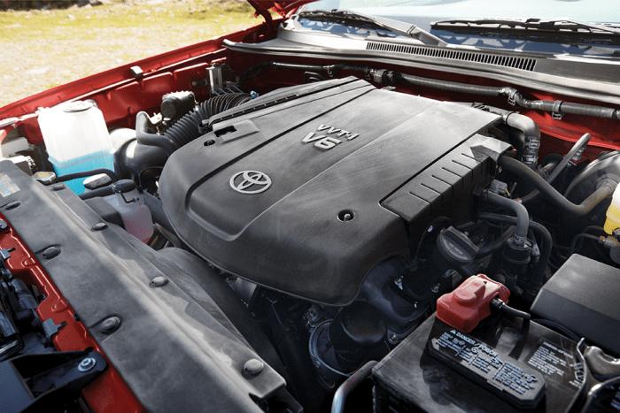 Tacoma V6 Engine