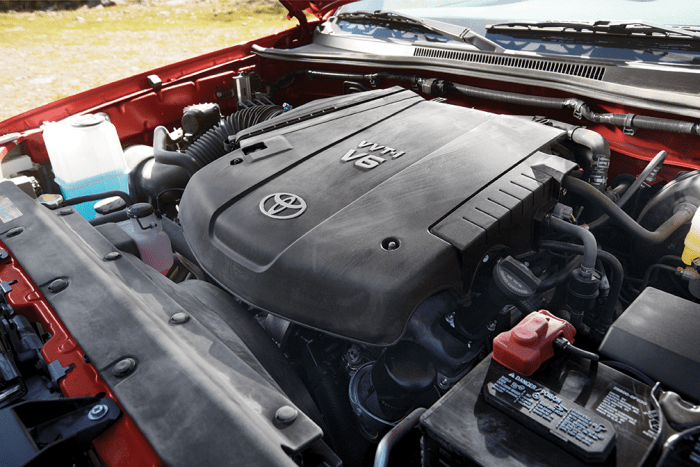Tacoma V6 Engine