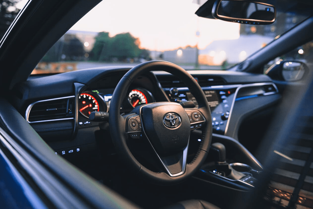 2018 Toyota Camry XSE V6 Engine