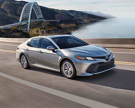2020 Camry XLE