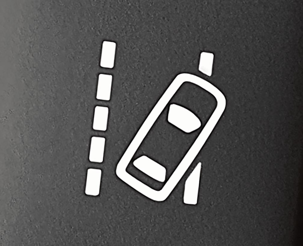 Toyota Safety Sense 2.0 Lane Tracing Assist