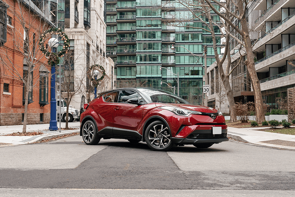 2019 Toyota C-HR in Toronto