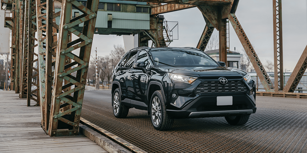 The all-new Toyota 2019 RAV4 Limited