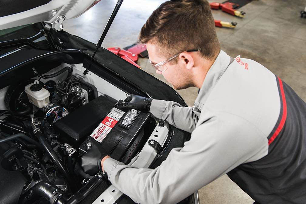 The perfect start: How Toyota batteries are your best option