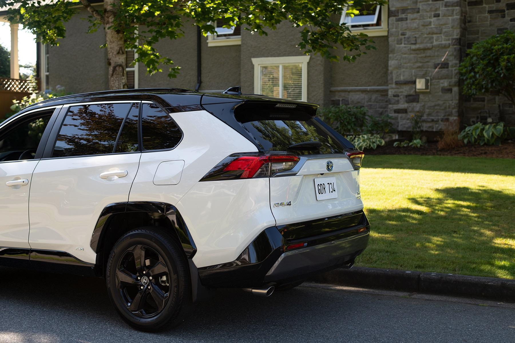 2021 RAV4 XSE Hybrid SUV
