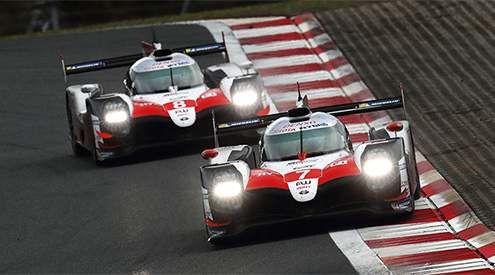 Toyota Performance cars