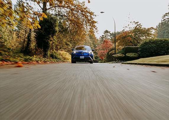 toyota fall drive